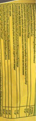 Brocoli surgele - Informations nutritionnelles - fr