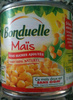 Bonduelle mais - Product