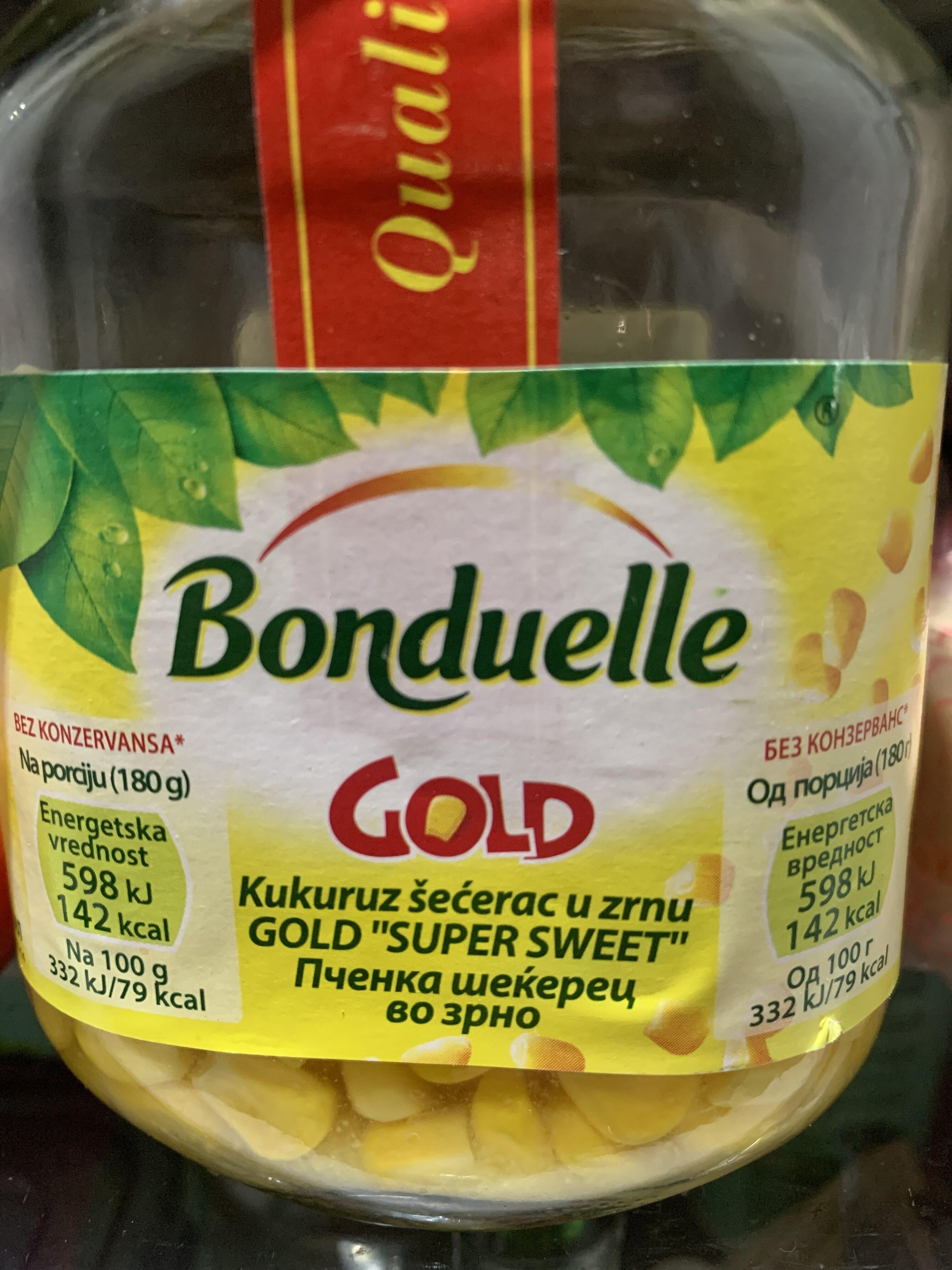 Gold Corn - Prodotto - en