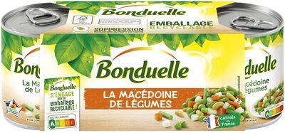 Macédoine de légumes - 製品 - fr