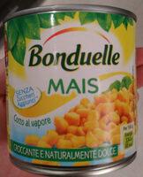 Maïs sans sucres ajoutés - Prodotto - it