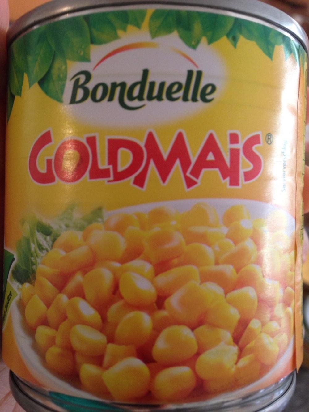Goldmais - Produkt