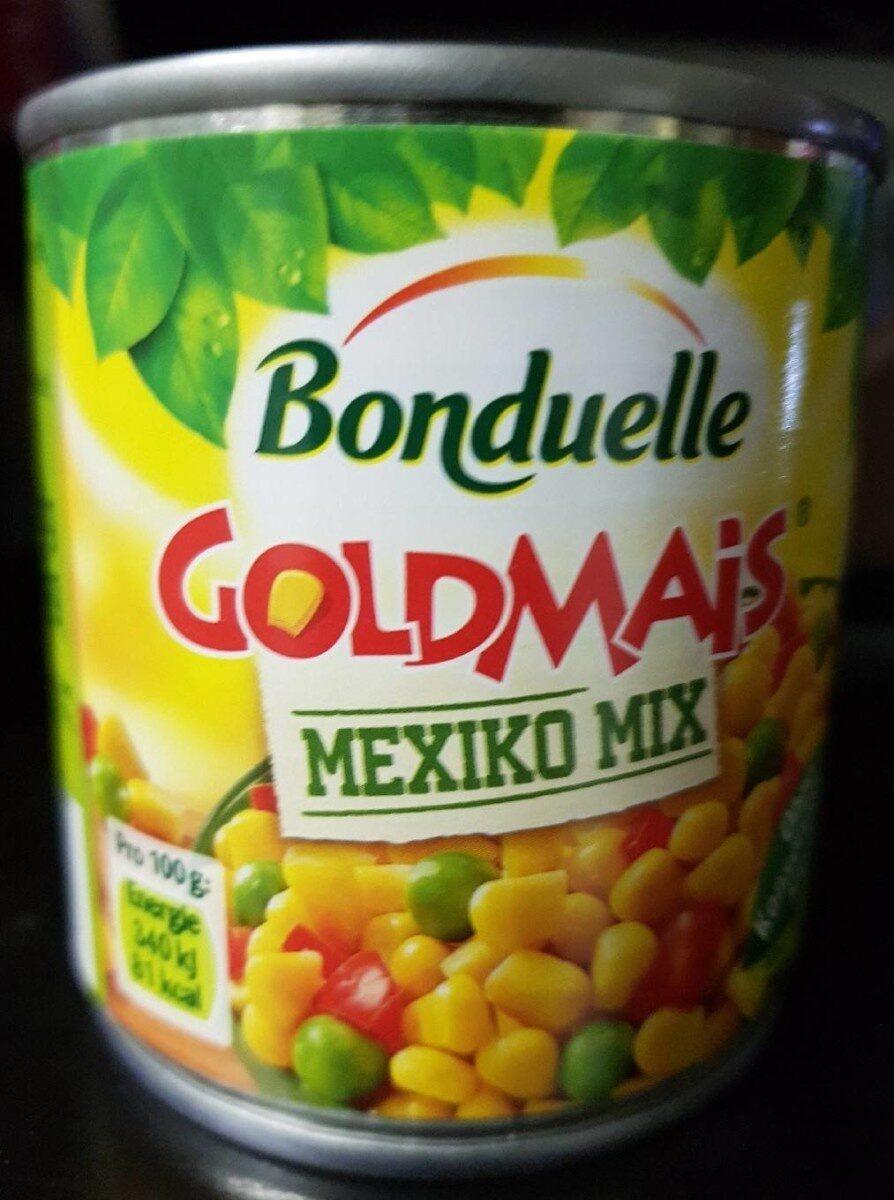 Gold mais Mexiko mix - Produit - fr