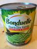 Haricots verts extra-fins & rangés - 800 g - Bonduelle - Produit