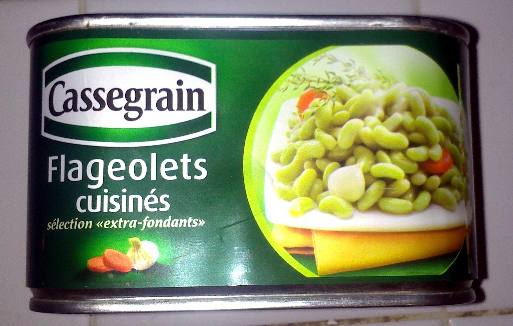 """Flageolets cuisinés - sélection """"extra-fondants"""" - Produit"""