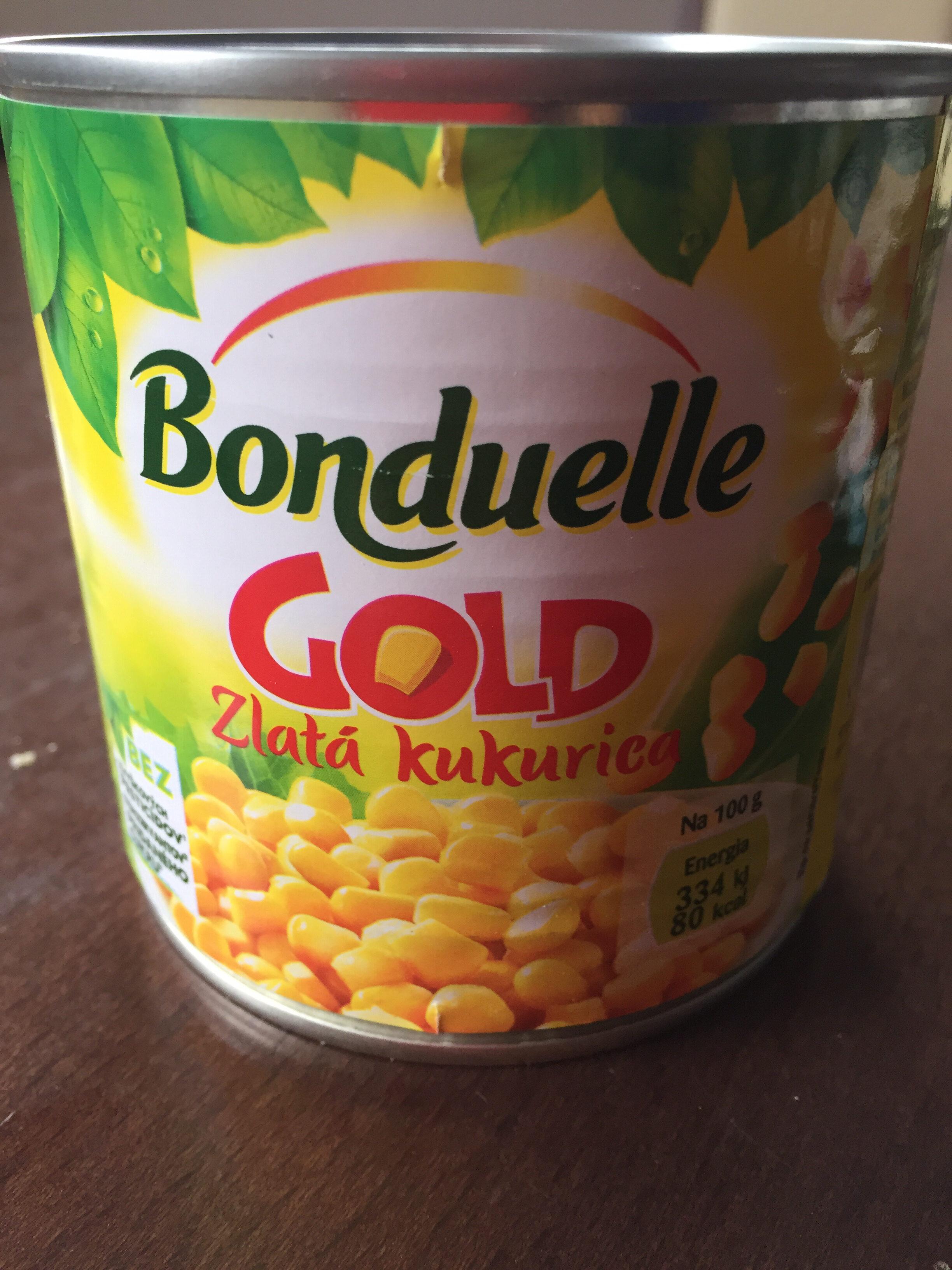 Bondu Kukurydza Z?ocista 400Ml - Produkt - cs