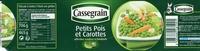 Petits Pois et Carottes - Nutrition facts