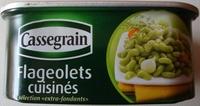 Flageolets cuisinés sélection extra-fondants - Produit - fr