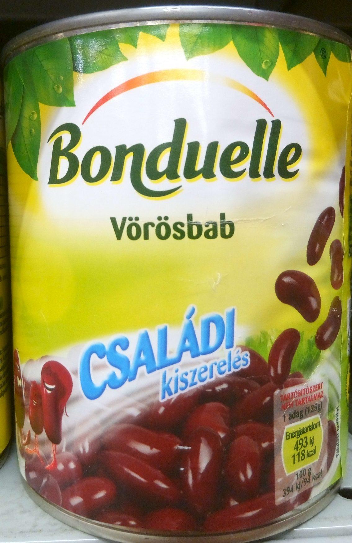 Vörösbab Családi kiszerelés - Produit - hu