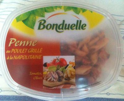 Penne au Poulet Grillé à la Napolitaine - Produit - fr