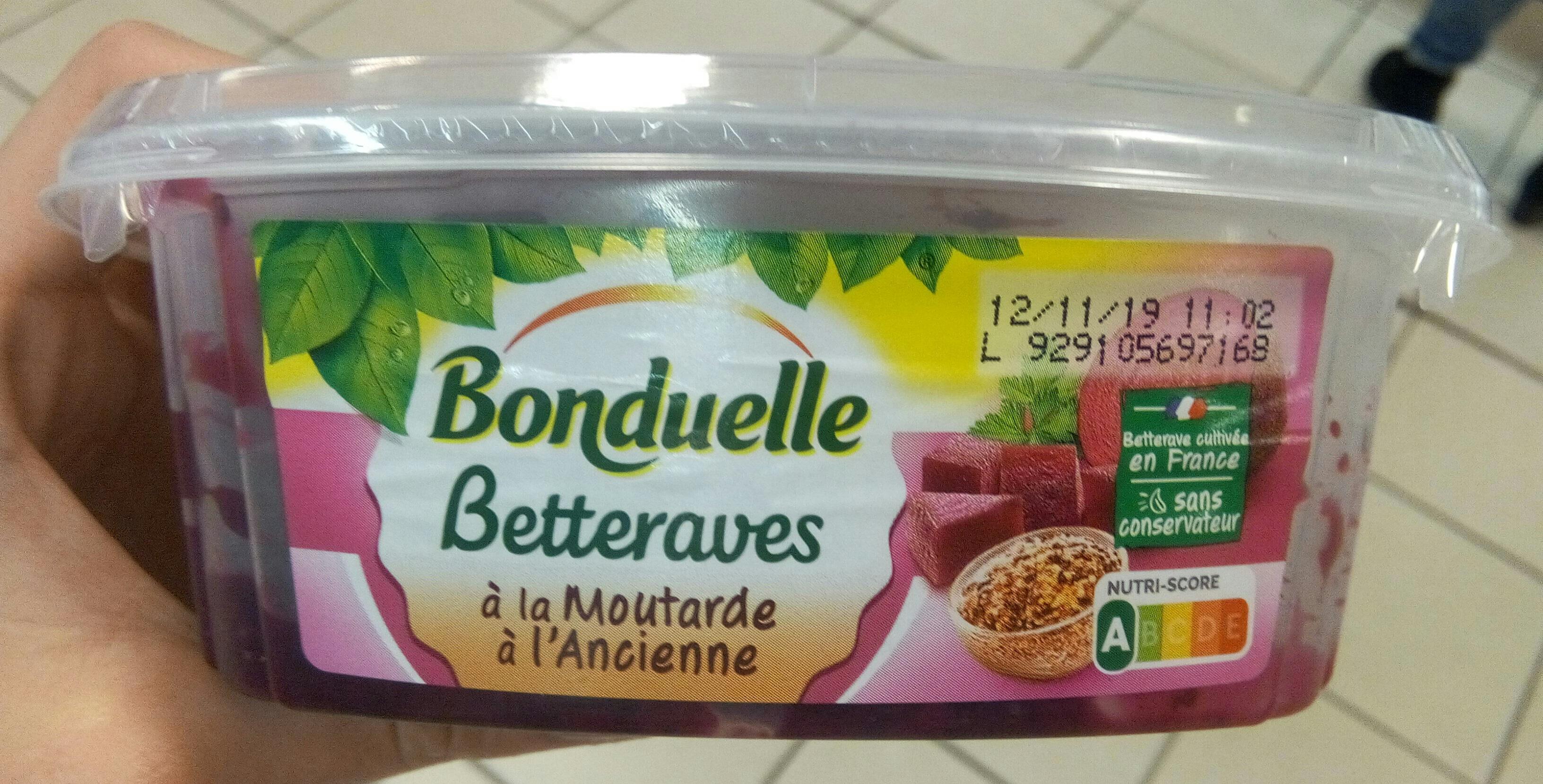 Betteraves à la Moutarde à l'Ancienne - Product - fr