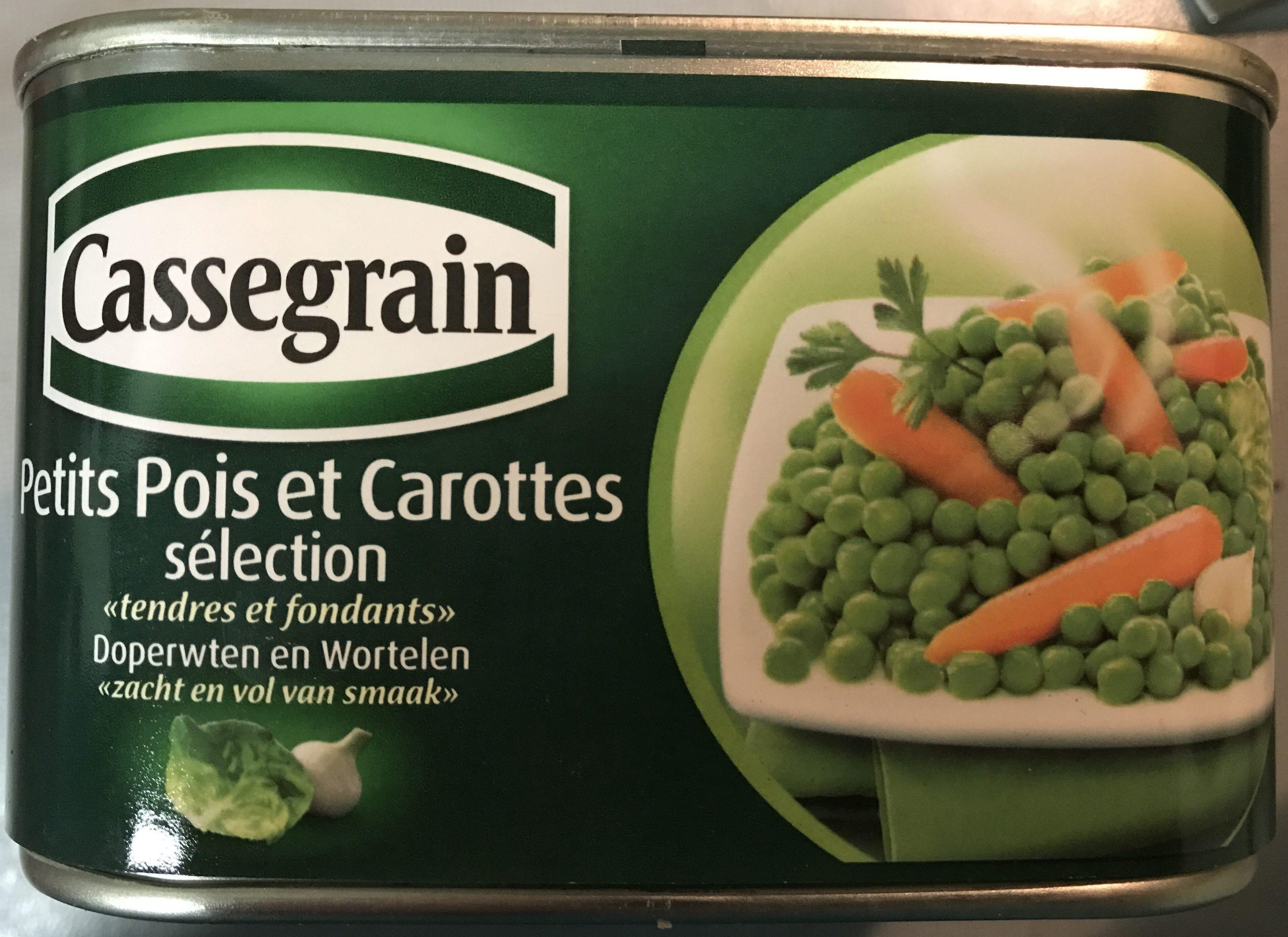 Petits pois et carottes - Product