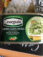 Flageolets Cuisinés Sélection il y a 3 additifs douteux - Product - fr