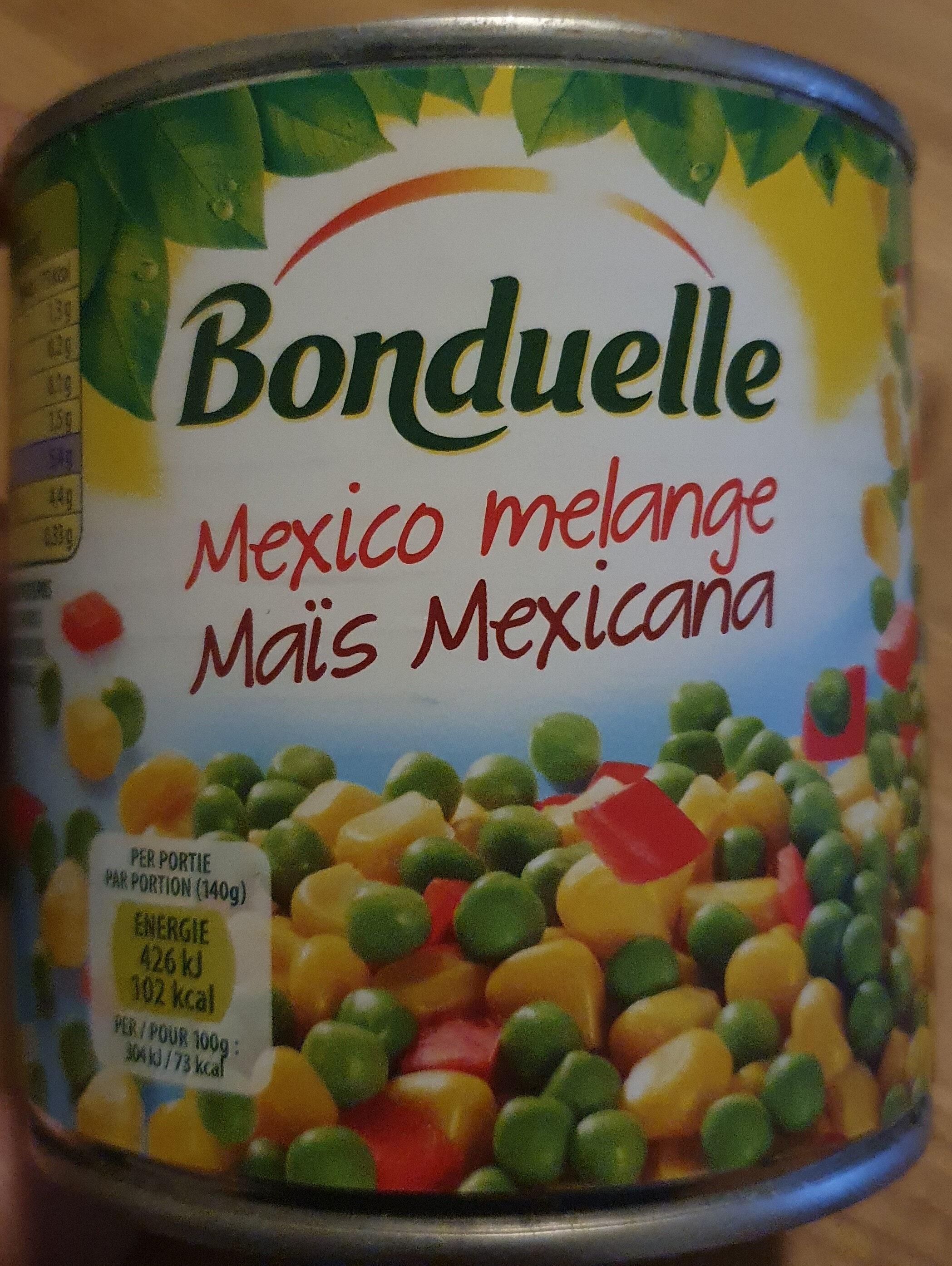 Mexico melange - Product - nl