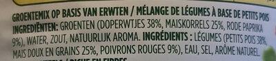 Mexico melange - Ingredients - nl
