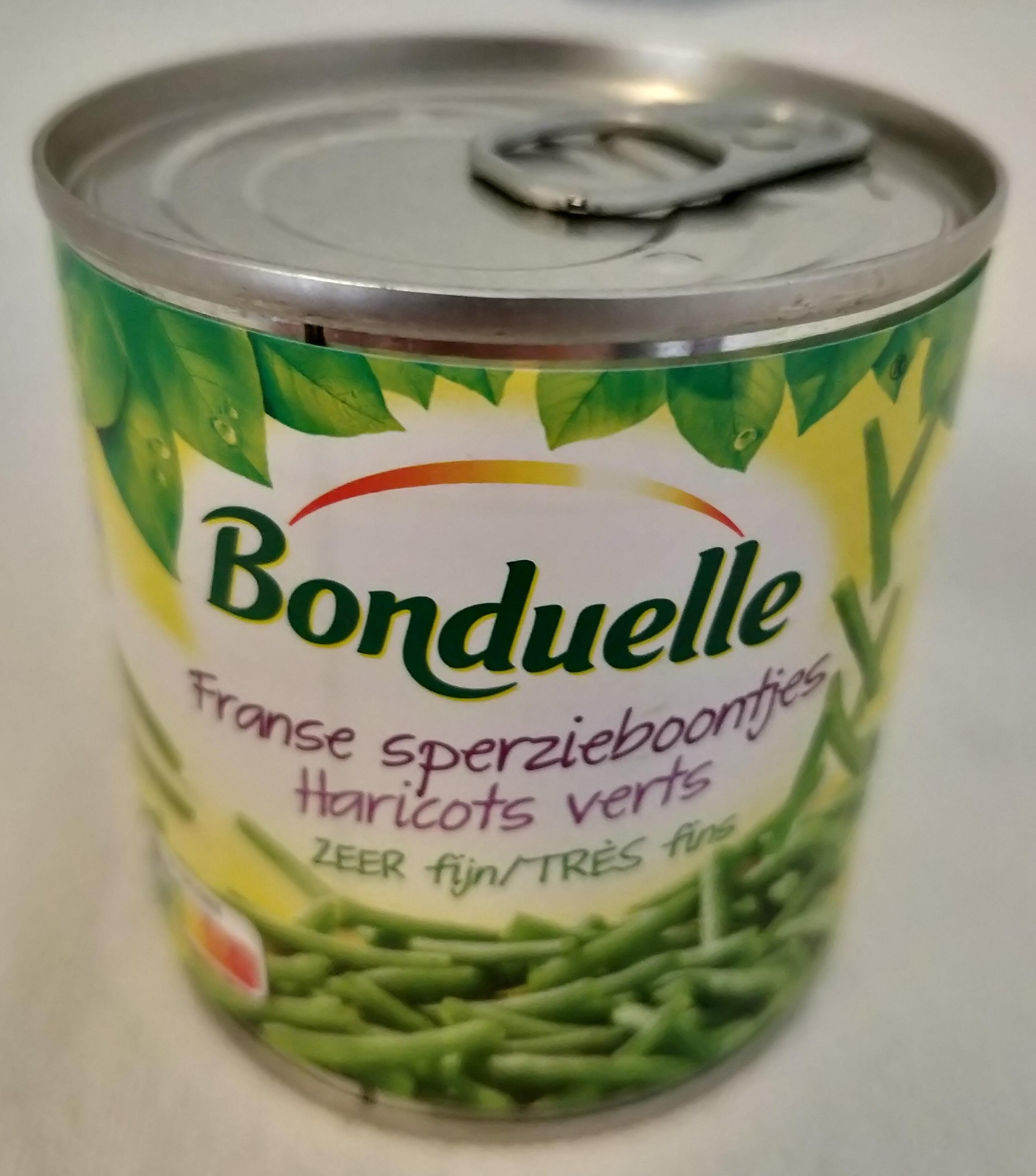 Franse sperzieboontjes - Product - nl