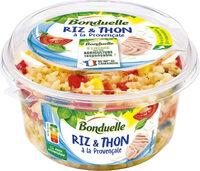 Riz à la Provençale au Thon & Basilic - Produto - fr