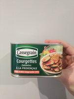 Courgettes cuisinées à la Provençale - Product - fr