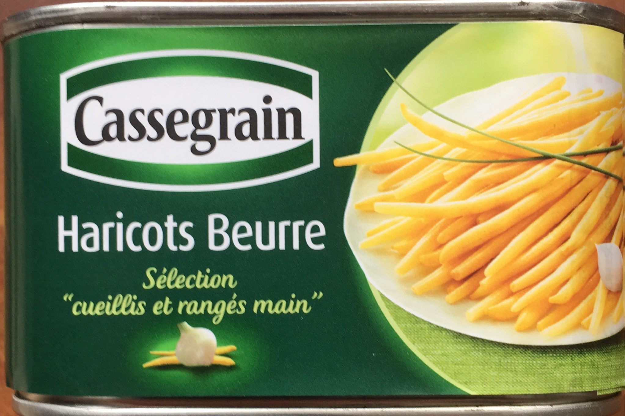 Haricots beurre - Product - fr