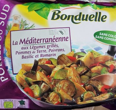 La Méditerranéenne - Produit