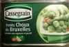 Petits choux de Bruxelles - Produit