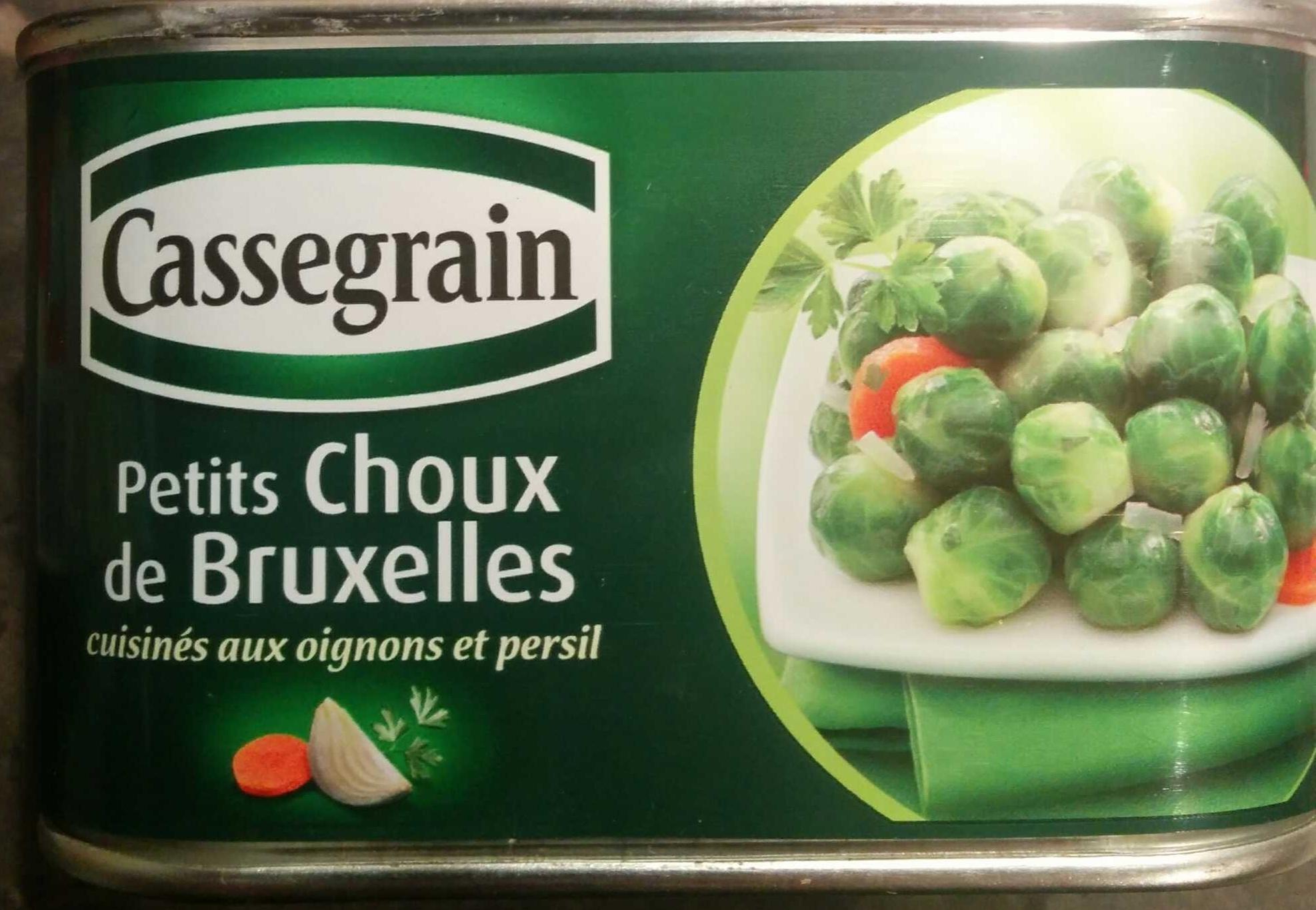 Petits choux de Bruxelles - Product - fr