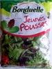 Jeunes Pousses Batavia-Laitue rouge-Romaine - 145 g - Bonduelle -