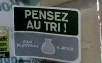 Jeunes Pousses - Recyclinginstructies en / of verpakkingsinformatie - fr