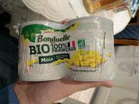 Maïs bio - Product - fr