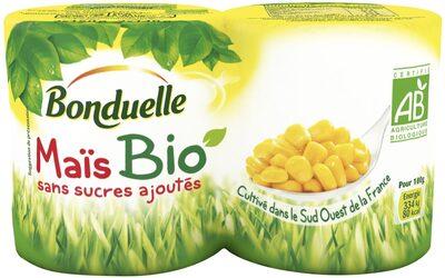 Maïs Bio sans sucres ajoutés - Prodotto - fr