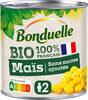 Maïs Bio sans sucres ajoutés - Product