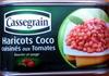 Haricots Coco cuisinés aux Tomates laurier et sauge - Produit