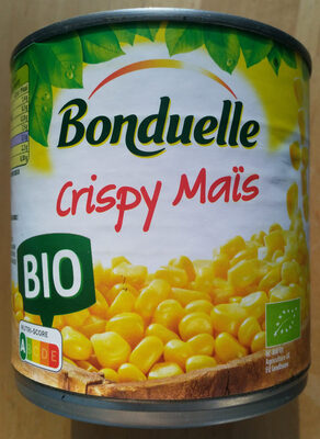 Crispy Maïs Bio - Product - fr