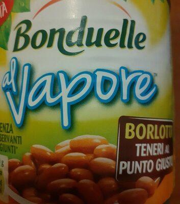 Borlotti teneri - Produit - fr
