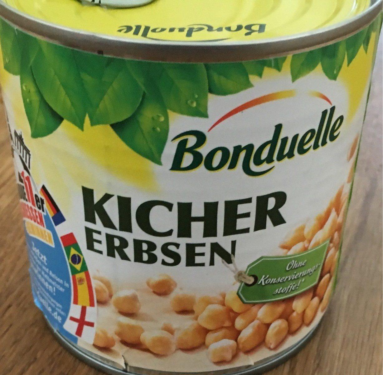 Kicher Erbsen - Produkt - fr