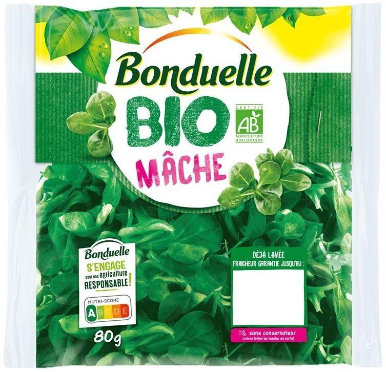 Mâche Bio - Produit - fr
