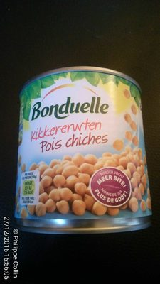 Pois chiches - Product - fr
