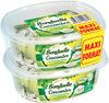Salade de concombres au fromage blanc - Produto