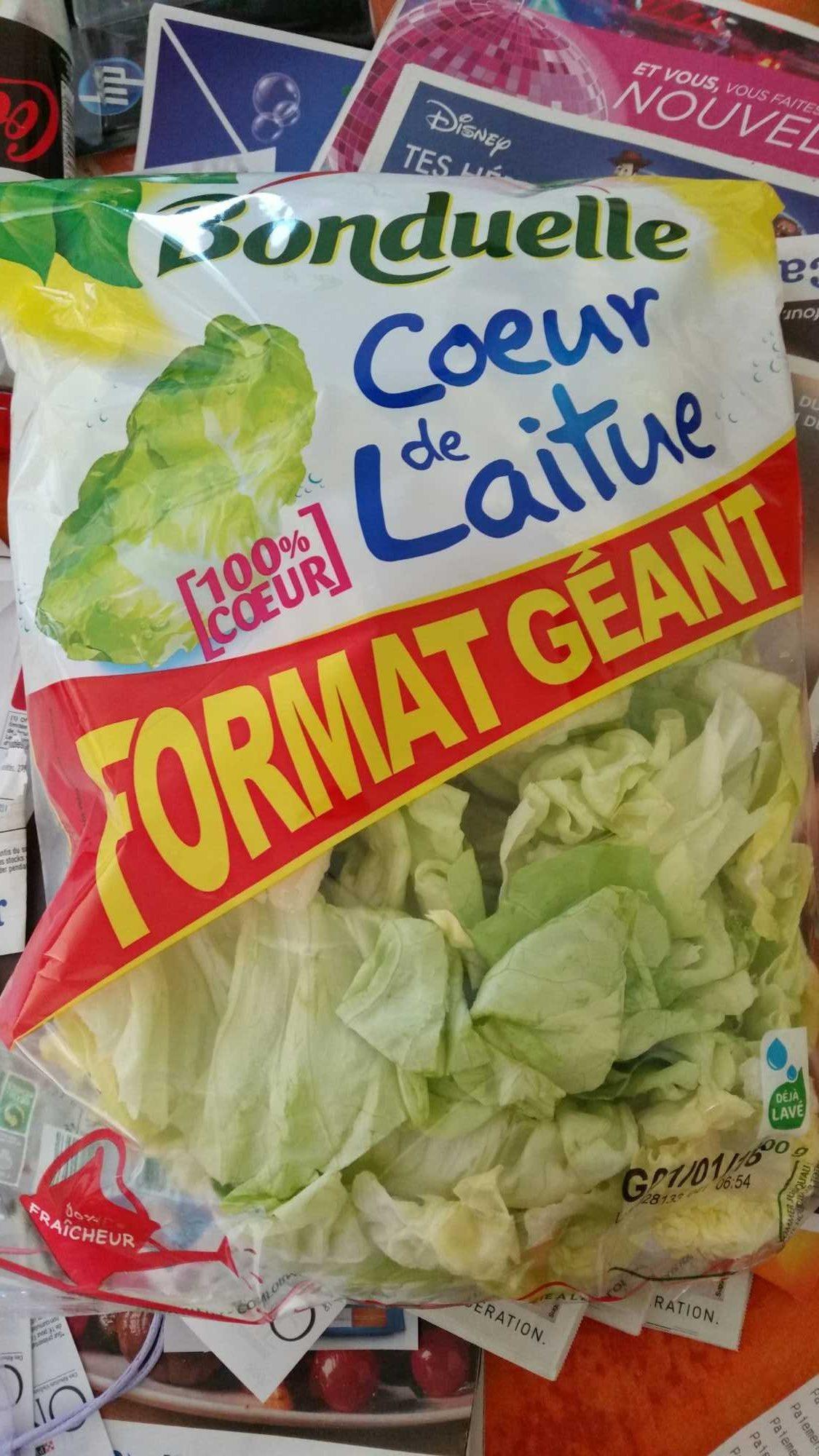 Coeur de laitue - Product - fr