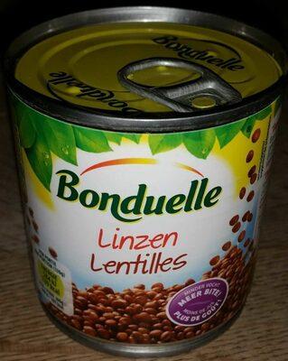 Lentilles - Product