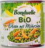 Bio Erbsen mit Möhrchen - Product