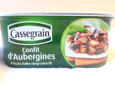 Aubergines cuisinées à la provençale - Product