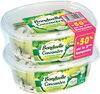 Salade de concombres au fromage blanc - Produit