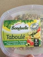 Taboulé - Product - fr