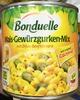 Mais-Gewürzgurken-Mix mit Dijon-Senfkörnern - Product