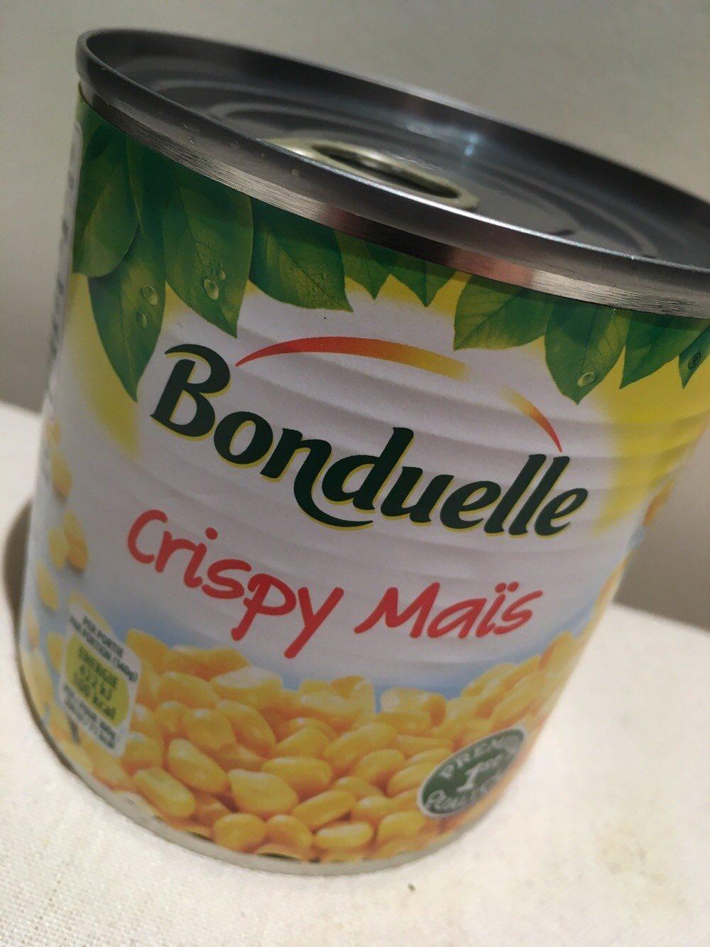 Crispy Mais - Product - fr