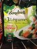 Les 3 Légumes (Choux Fleurs - Carottes - Brocolis) - Product