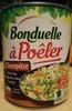 La Champêtre - petits pois - champignons de Paris - carottes - Product