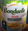 Maïs en conserve Bonduelle - Produit