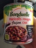 Haricots rouges façon chili - Product